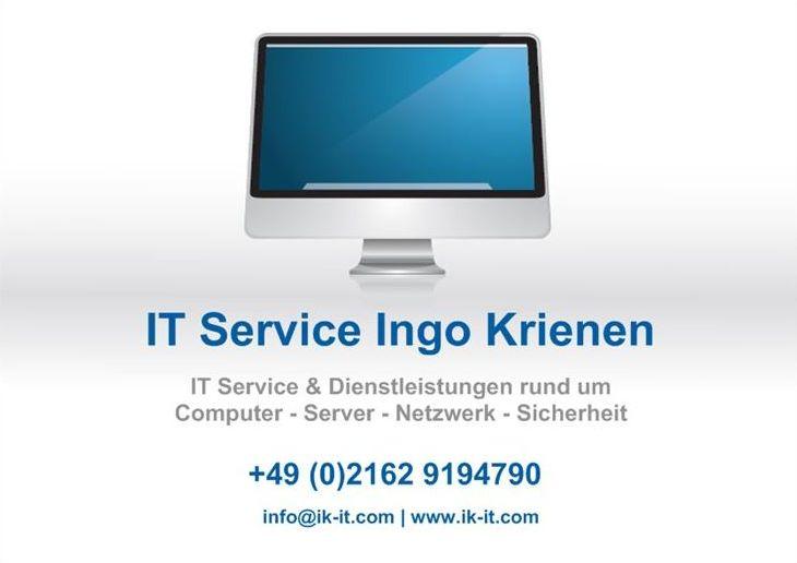 IT Service Ingo Krienen